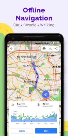 Osmand Offline Mobile Maps And Navigation