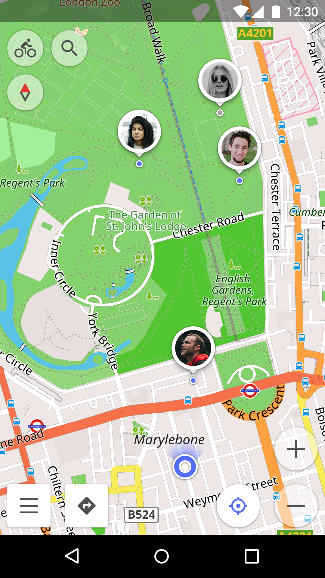 OsmAnd - Offline Mobile Maps and Navigation