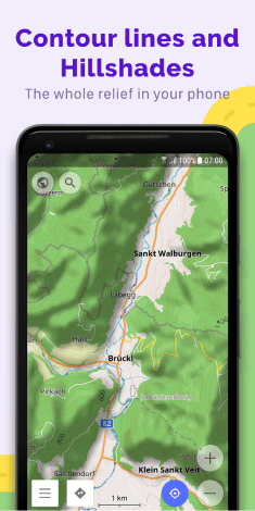 OsmAnd - Offline Mobile Maps and Navigation